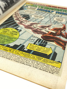 "Marvel Comics Group Daredevil #39 ""The Unholy Three!"""