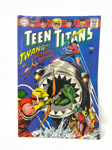 DC National Comics Superman #11 Teen Titans - 1 Owner