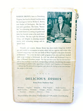 Load image into Gallery viewer, The Southern Cook Book Marion Brown 1951 Second Printing