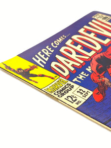 "Marvel Comics Group Daredevil #32 ""To Fight the Impossible Fight"""