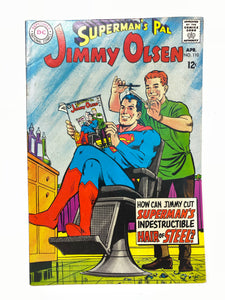 DC National Comics Superman #110 Jimmy Olsen - 1 Owner