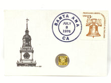 Load image into Gallery viewer, 24K .999 1/3 gram Bar Bits-O-Gold w/ Liberty Bell Stamp #13