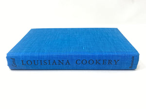 Louisiana Cookery by Mary Land Hardcover w/ Dust Jacket