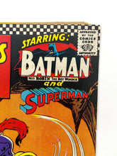 Load image into Gallery viewer, DC National Comics World's Finest Superman #162 w/ Batman - 1 Owner