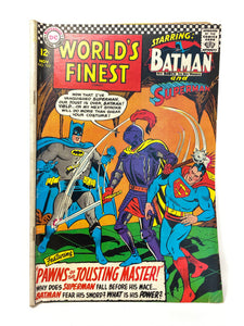DC National Comics World's Finest Superman #162 w/ Batman - 1 Owner
