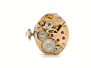 Bucherer 17J Lady's Watch Movement Runs Perfectly