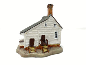 Lang & Wise Town Hall Taliaferro-Cole Shop W/ BOX, NO TOP