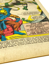 "Load image into Gallery viewer, Marvel Comics Group Captain Marvel #2 ""The Spaceman & the Super Skrull"""