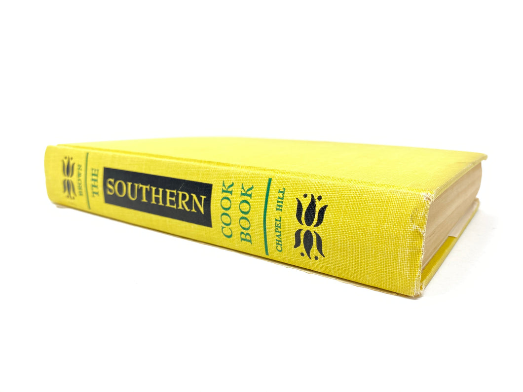 The Southern Cook Book Marion Brown 1951 Second Printing