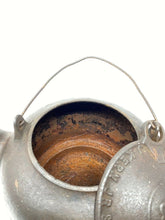 Load image into Gallery viewer, J. Kern Jr. Baltimore, MD RARE #7:8 Antique Cast Iron Tea Kettle
