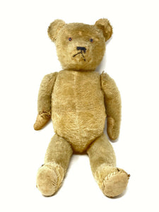 "Antique 16"" Mohair Teddy Bear"