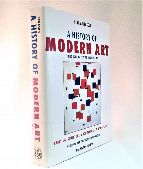 A history of modern art (boek)