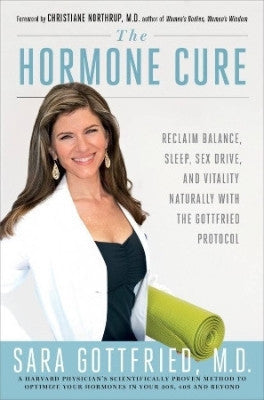 The Hormone Cure by Dr. Sarah Gottfried