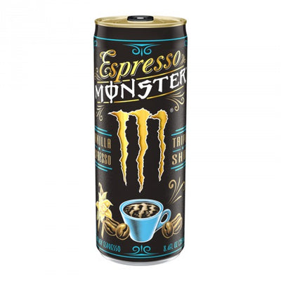 MONSTER ESPRESSO VANILLA - Jerry America