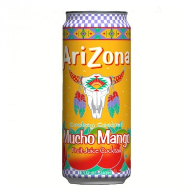 ARIZONA JUICE MUCHO MANGO - Jerry America