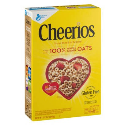 GENERAL MILLS CEREALI CHEERIOS - Jerry America