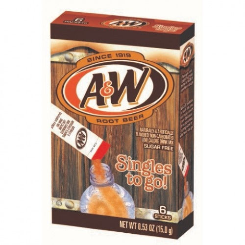 A&W BUSTINE TO GO - Jerry America