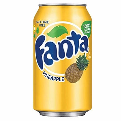 FANTA PINEAPPLE - Fanta all'ananas - Jerry America