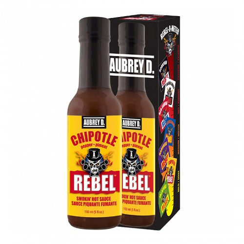 AUBREY D. REBEL CHIPOTLE - Jerry America