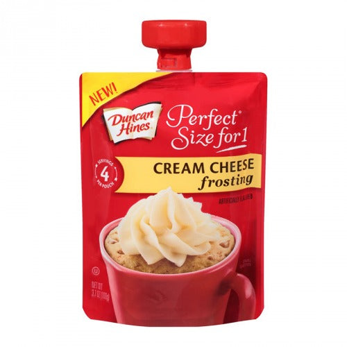 DUNCAN HINES CREAM CHEESE FROSTING - Jerry America