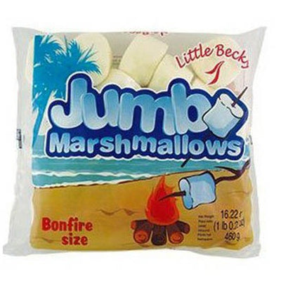 LITTLE BECKY JUMBO MARSHMALLOWS - Jerry America