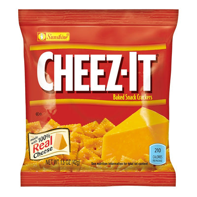 CHEEZ IT ORIGINAL 42 gr - Jerry America