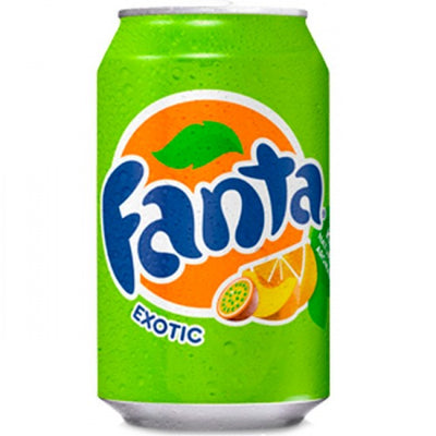 FANTA EXOTIC - Jerry America