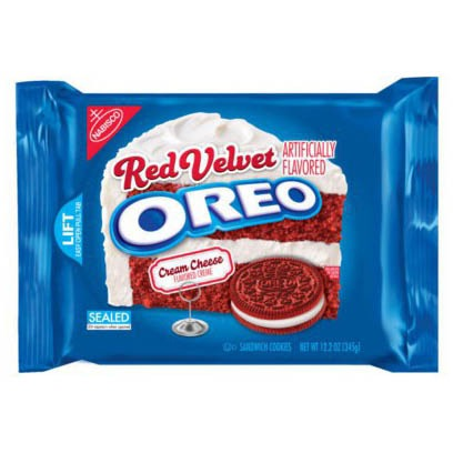 OREO RED VELVET - Jerry America