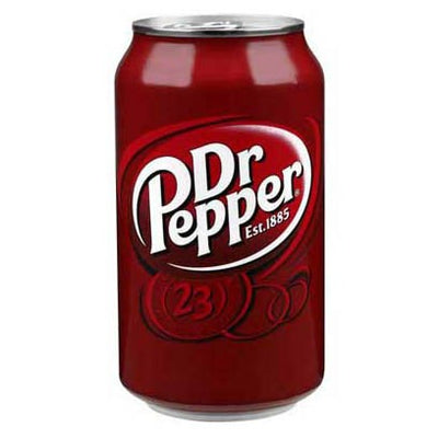 DR PEPPER SODA - Jerry America