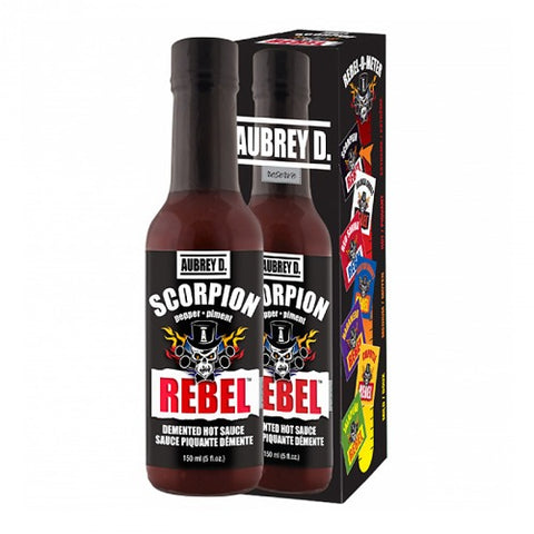 AUBREY D. REBEL SCORPION - Jerry America