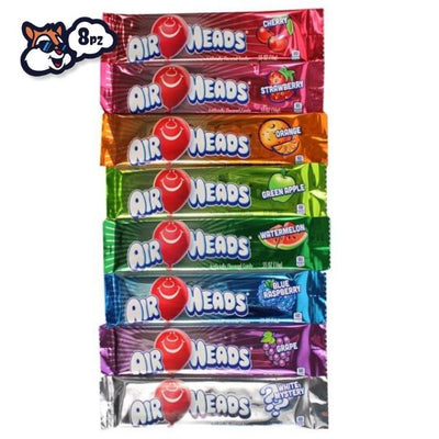 AIRHEADS CARAMELLA GOMMOSA, 8 GUSTI - Jerry America