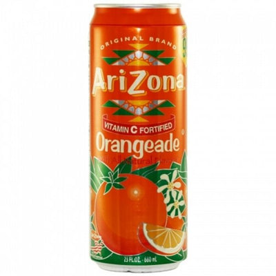 ARIZONA ORANGEADE - Jerry America