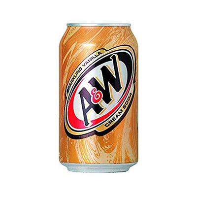 A&W CREAM SODA - Jerry America