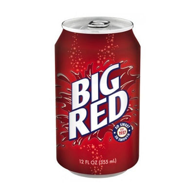 BIG RED SODA - Jerry America