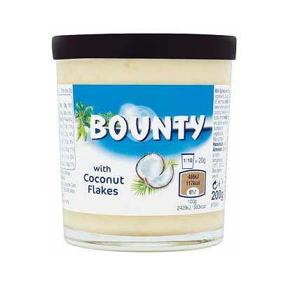 BOUNTY SPREAD - Jerry America