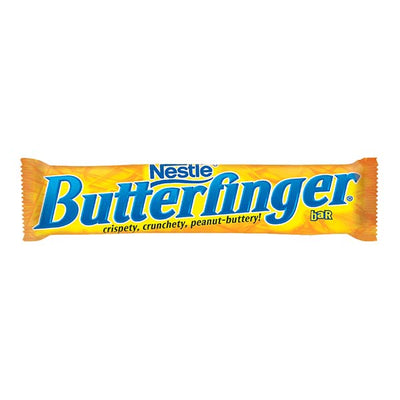 BUTTERFINGER BAR - Jerry America