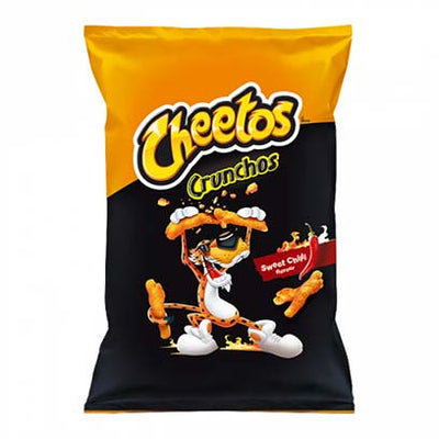CHEETOS CRUNCHOS SWEET CHILLI 95 gr - Jerry America