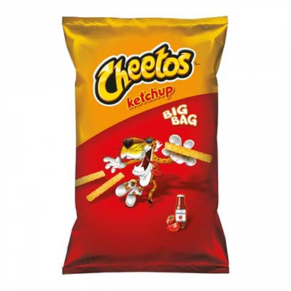 Image of CHEETOS KETCHUP 85 gr - Jerry America