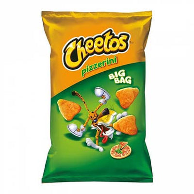 CHEETOS PIZZERINI 85 gr - Jerry America