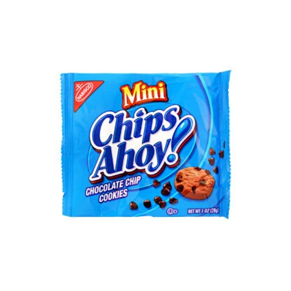 CHIPS AHOY MINI CHOCOLATE CHIP - Jerry America