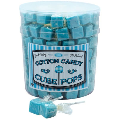 ESPEEZ COTTON CANDY CUBE POPS - Jerry America