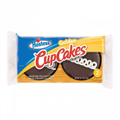 HOSTESS GOLDEN CUPCAKES 2 PACK - Jerry America