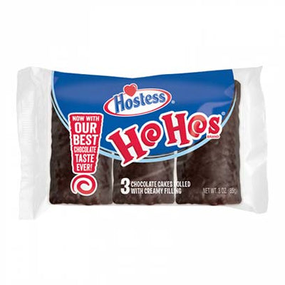 HOSTESS HOHOS 3 PACK - Jerry America