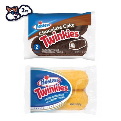HOSTESS MERENDINE 2 PACK, 2 GUSTI - Jerry America