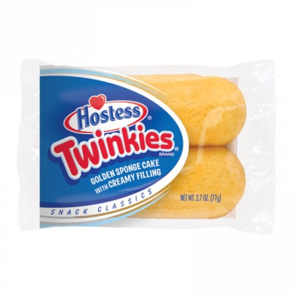 HOSTESS TWINKIES 2 PACK - Jerry America