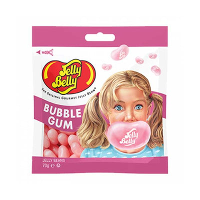 JELLY BELLY BUBBLE GUM 70 gr - Jerry America