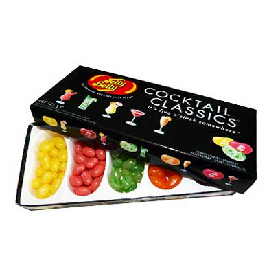 JELLY BELLY COCKTAIL CLASSIC GIFT BOX - Jerry America