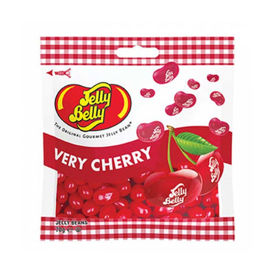 JELLY BELLY VERY CHERRY 70 gr - Jerry America