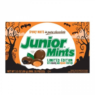 JUNIOR MINTS HALLOWEEN THEATRE BOX 99gr