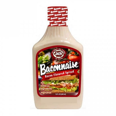 J&D'S BACONNAISE SPREAD 425 gr - Jerry America